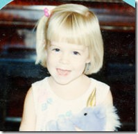 Lindsey Stirling child